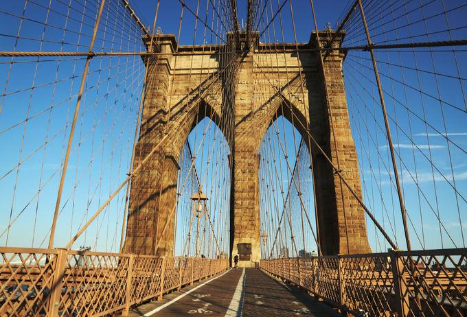 ブルックリン橋の歴史