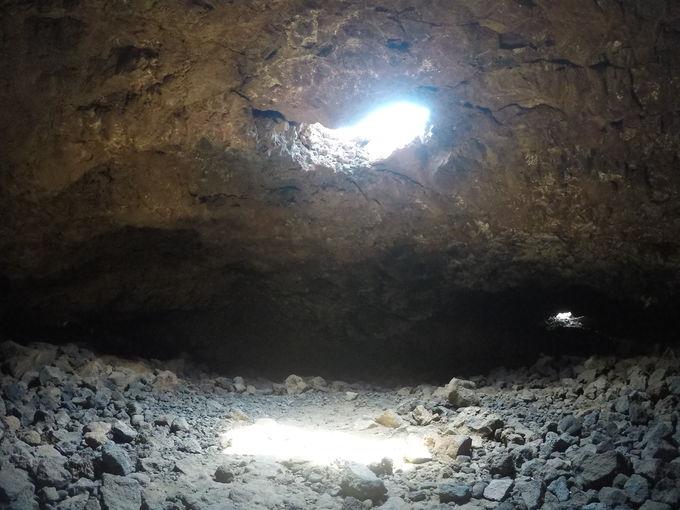 「オーラが見える洞窟」