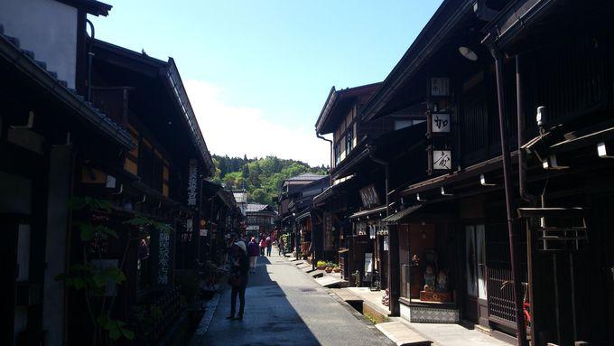 【1日目:午前】さんまち通りで古い町並みを散策