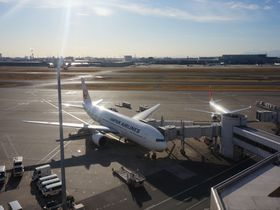 国内航空機発着回数No.1!離着陸を見たいならココ!羽田空港3つの展望デッキに行ってみよう!