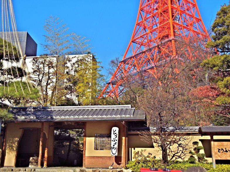 東京のど真ん中にこんな場所が?!門をくぐればそこは別世界!