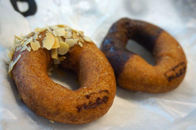 大豆たっぷり♪重くない『健康系ドーナツ』