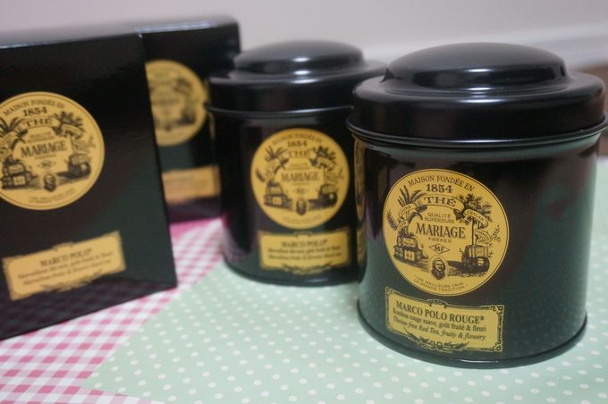 紅茶好きにおすすめ!マリアージュフレール☆