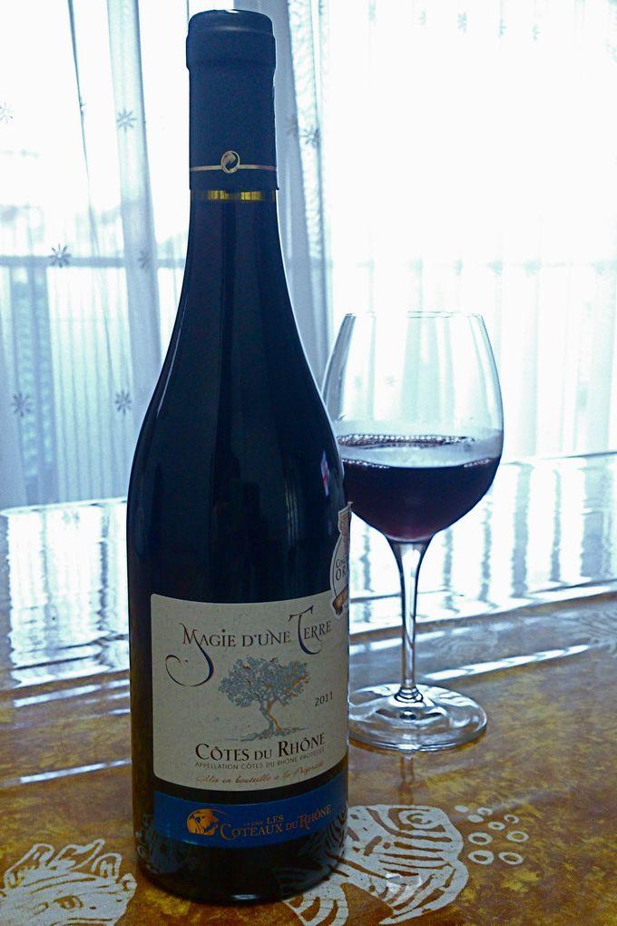 ワインの本場でワインを!