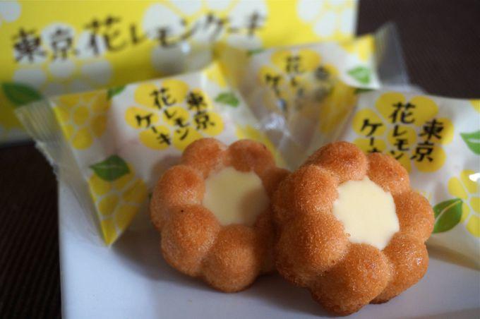 その1☆『東京花レモンケーキ』
