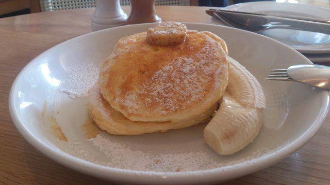 世界一の朝食で有名な『ビルズ』