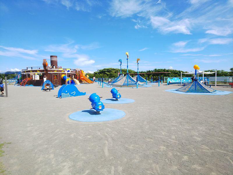 入場無料の体験型公園!神奈川・三浦「ソレイユの丘」