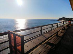 180°太平洋一望!茨城県日立市「ひたち湯海の宿 はぎ屋」