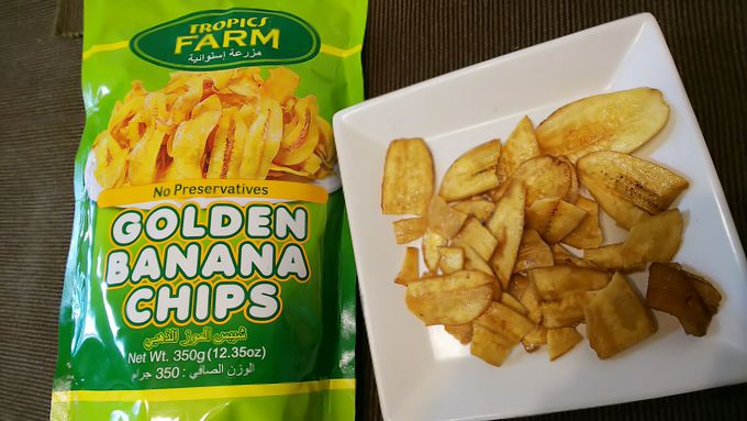 その3「GOLDEN BANANA CHIPS」