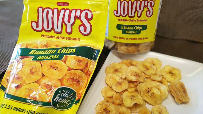 子どもから大人まで喜ばれる「バナナチップス」