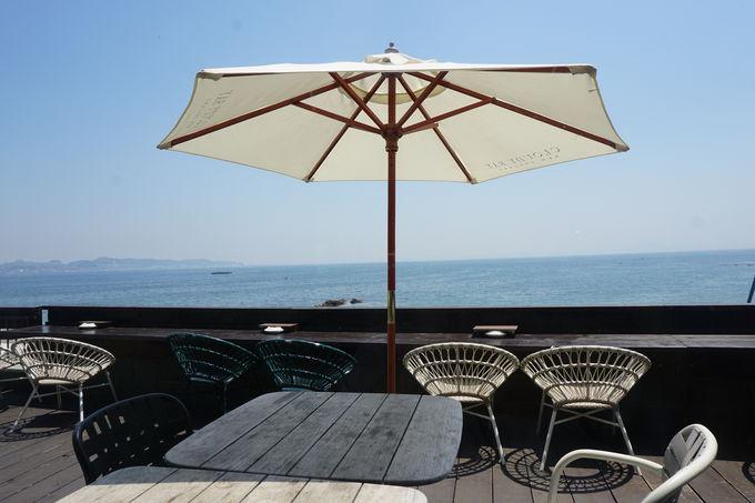 カジュアルフレンチレストラン ビーチエンドカフェ