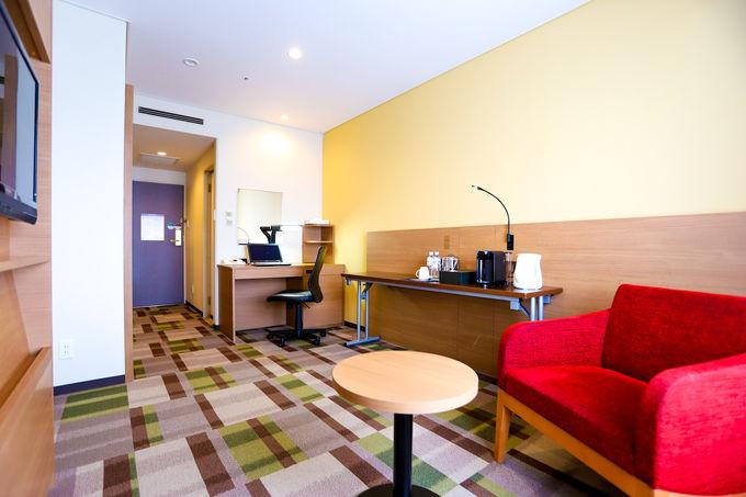 客室利用の「ホテルワークプラン」ならクローズ空間で安心&集中力アップ!