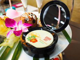 食べられるファンデ?アナスイの誘惑「東京マリオットホテル」アフタヌーンティーに興奮!