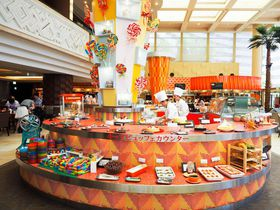 舞浜最強クラス!シェラトン・グランデ・トーキョーベイ・ホテル「超満足ランチブッフェ」