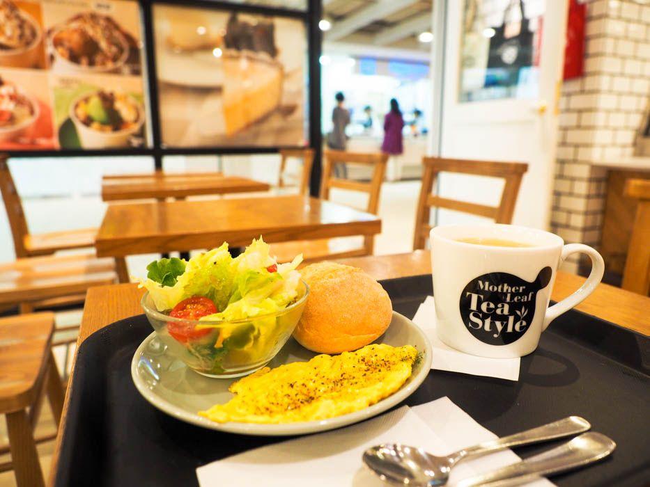 【横浜駅】フランス最優秀料理人賞受賞!本場のクロワッサンを朝食に
