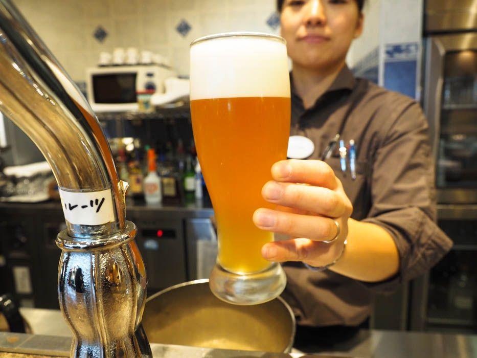 地ビールで乾杯!ビア賞総なめの穴場ビアレストラン