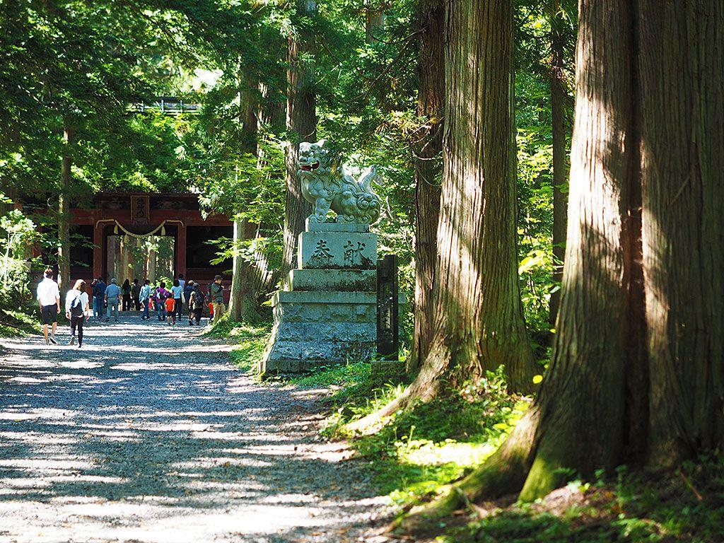 個性豊かな神様がいる「戸隠神社」。おすすめの回り方は?