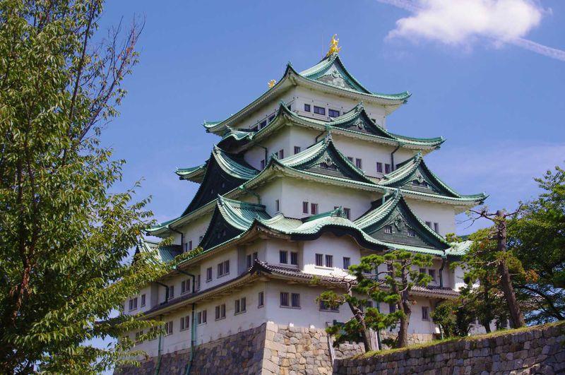「尾張名古屋は城で持つ」と歌われる、名古屋の象徴 名古屋城