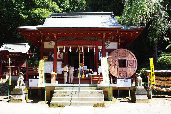 江戸時代中期の歴史ある社殿!