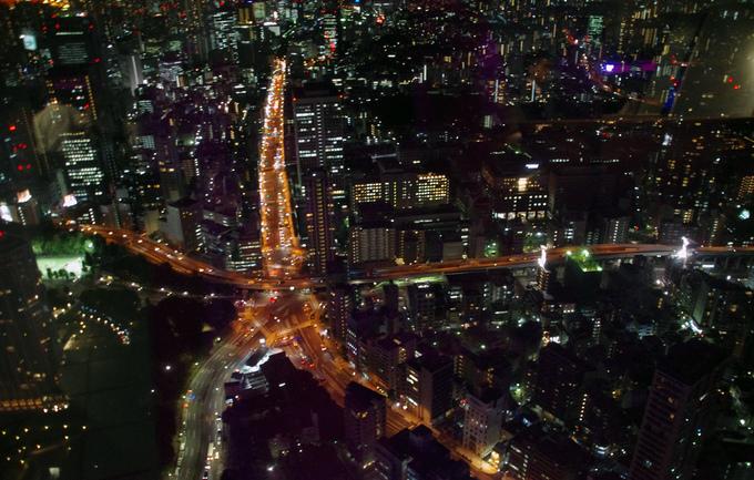 あっ、窓の外にも『東京タワー』が!