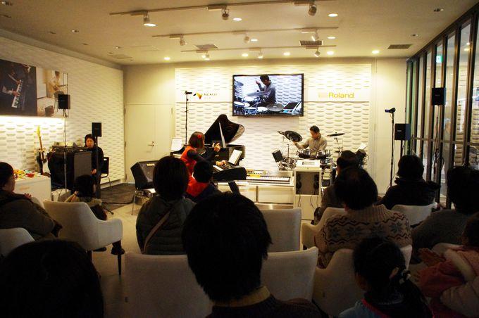 週末は無料LIVEを開催!「NEOPASA浜松 ミュージックスポット」