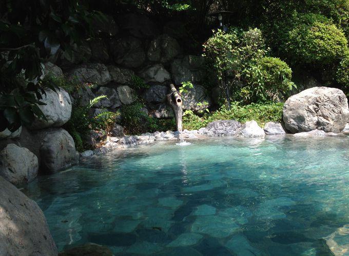 【寸又峡温泉】帰りに立ち寄りたい!美人になれる天然温泉