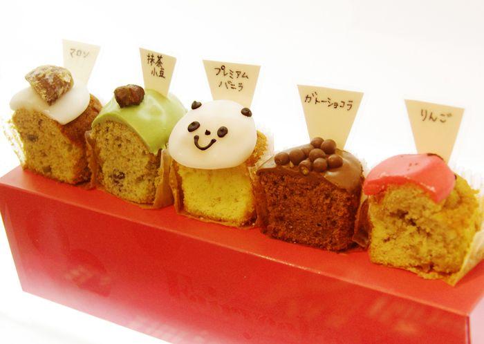 見ても食べても楽しい!「Fairycake Fair」のベイクドカップケーキ
