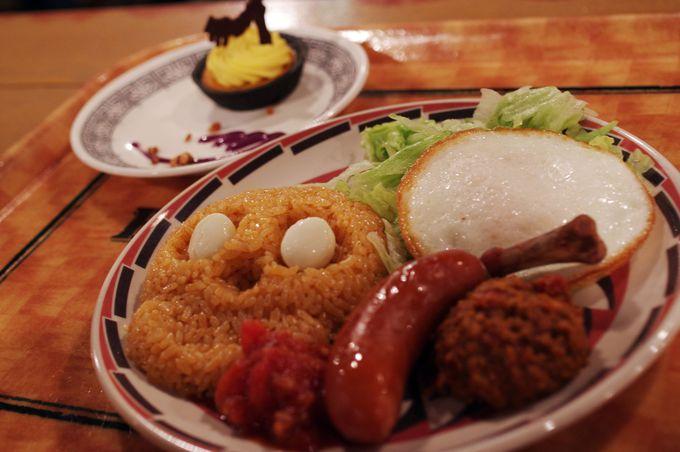 レストランで食べるならコレ!「スペシャルセット」