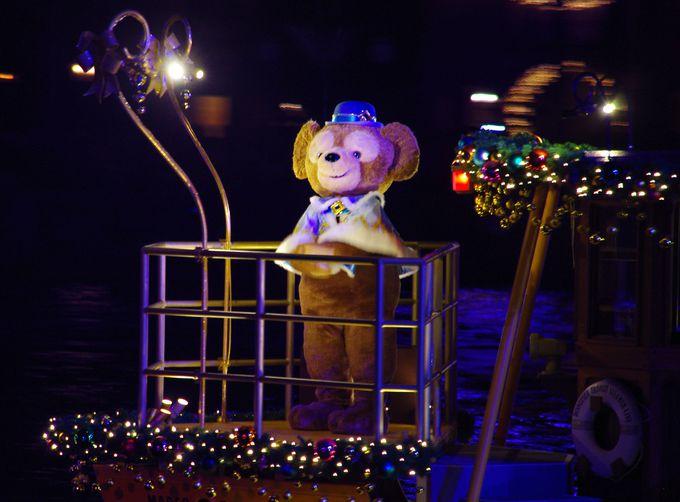 ラスト5分はシャッターチャンス!ショー「カラー・オブ・クリスマス」