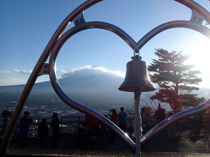【世界遺産 富士山】縁結びも出来る!カチカチ山ロープウェイで山頂へ