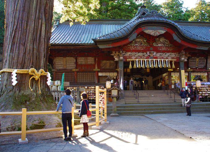 【北口本宮冨士浅間神社】縁結びにご利益がある神社で良縁祈願!