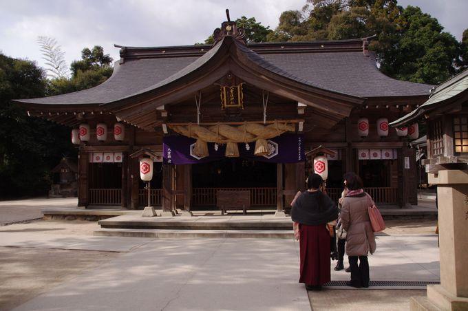 日本で初めて正式な結婚をした!八重垣神社のご祭神