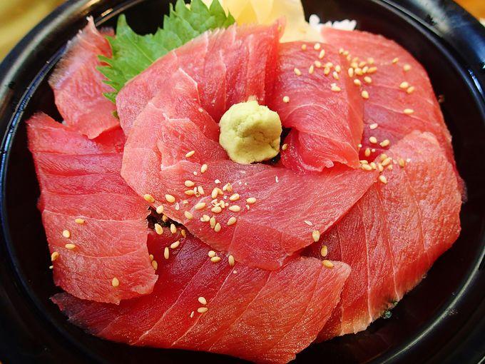 【築地 立ち食い寿司 まぐろざんまい】まぐろワールド全開だっ!!