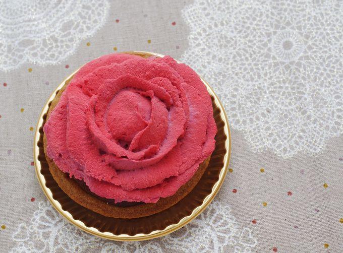 【3位】シロガネーゼも注目!スイーツ界の新星が作る、芸術的なケーキ