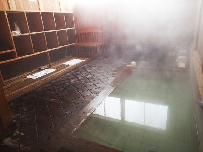 共同浴場 初心者さんにもオススメ!綺麗で入りやすい「地蔵の湯」