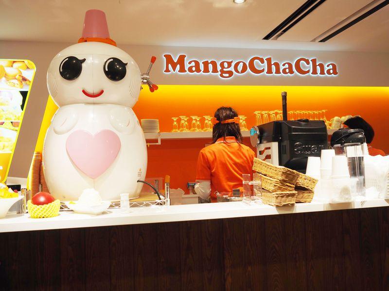 日本初上陸!マンゴーチャチャのとろふわ新食感に驚き!
