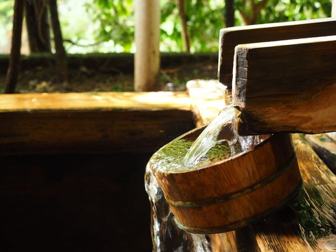 浸かるだけで幸せになる露天風呂が名物!那須塩原「松楓楼 松屋」