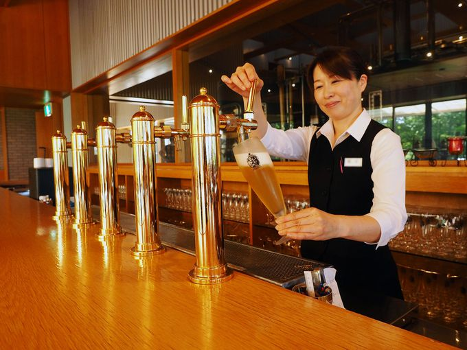 3.那須高原ビール/栃木