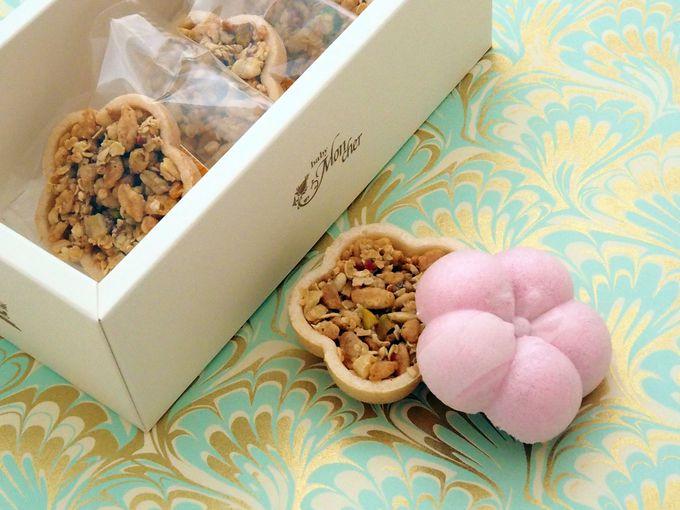 ベビーモンシェール「東京咲く咲く菓子折り」−大丸東京店