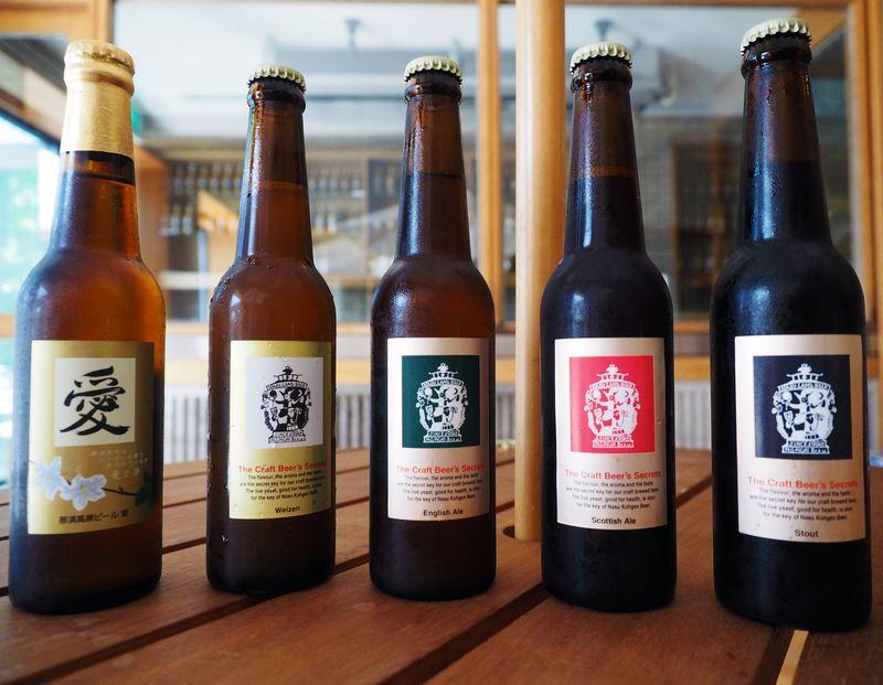 地ビール好き必見!那須IC1分の那須高原ビールが天国すぎる!