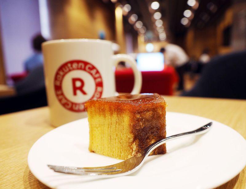 人気の取り寄せスイーツをお店で!渋谷「楽天カフェ」を楽しむお得技