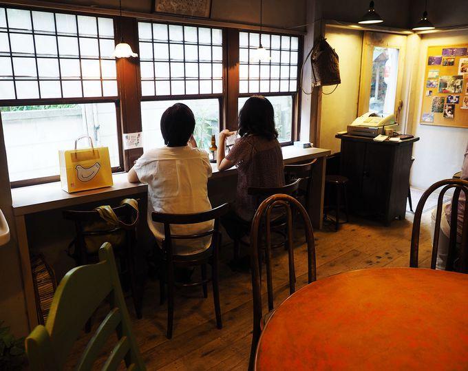 鎌倉らしい、和を感じるお洒落なカフェ