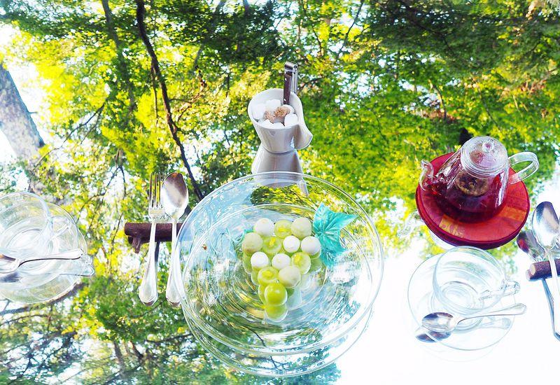 空とスイーツが感動の共演!軽井沢・ホテルブレストンコートで幸せの味を