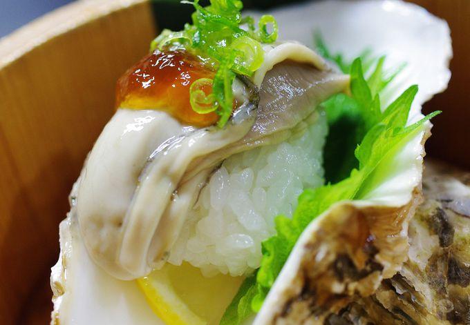 めくるめく牡蠣料理の共演!12品の的矢牡蠣フルコース