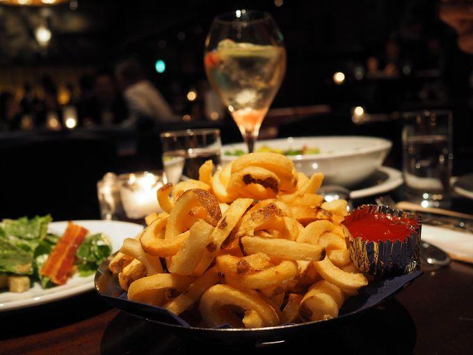 スウィングを聞きながら…「ブルーノート東京」で味わう食事とお酒