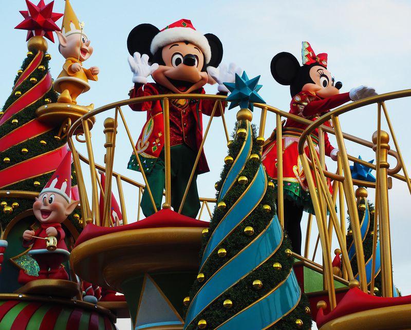 東京ディズニーランド『クリスマス・ファンタジー2014』攻略ナビ!