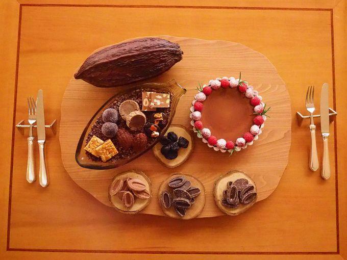 フランス&信州&チョコレートのコラボ!優雅なショコラパーティー