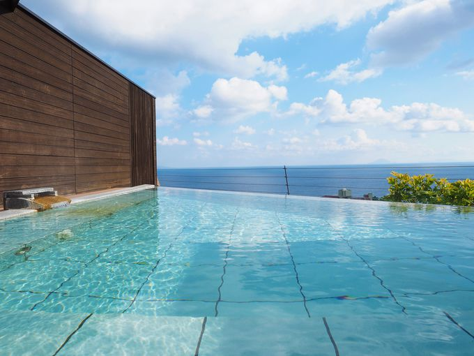 空と海の絶景露天に癒やされる「熱川プリンスホテル」