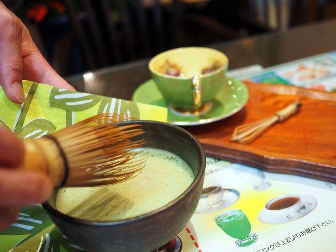 えっ、抹茶コーヒー!?変わりダネだけど美味しいドリンク