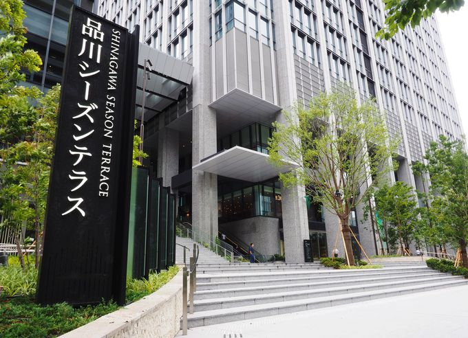 東京の新たなランドマーク「品川シーズンテラス」には何がある?